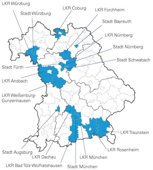Konkrete Projekte In München Fürth Und Bayreuth Bayernheim